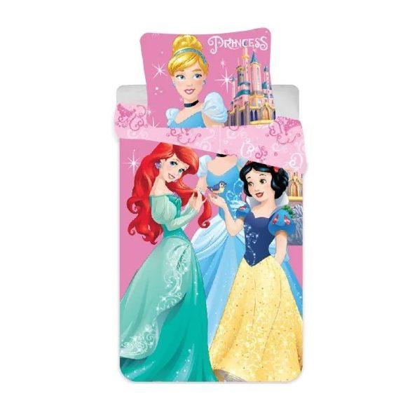 Disney Princess, Hercegnők Gyerek ágyneműhuzat 90x140cm, 40×55cm