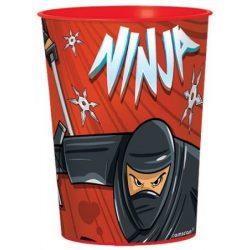 Ninja pohár, műanyag 473 ml