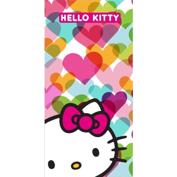 Hello Kitty fürdőlepedő, strand törölköző 70*140cm (Fast Dry)