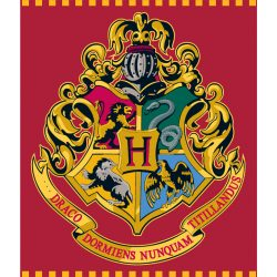 Harry Potter plüss takaró 120*150cm