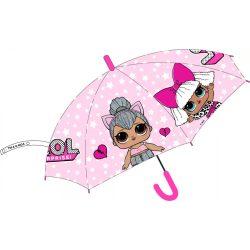 LOL Surprise gyerek félautomata esernyő Ø68 cm