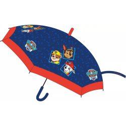 Mancs Őrjárat gyerek félautomata esernyő Ø68 cm