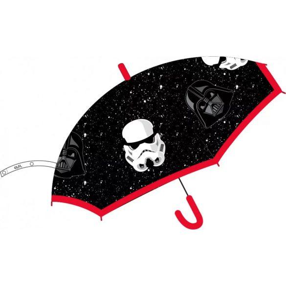 Star Wars gyerek félautomata esernyő Ø68 cm