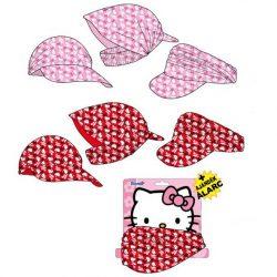 Hello Kitty kalap, kendő