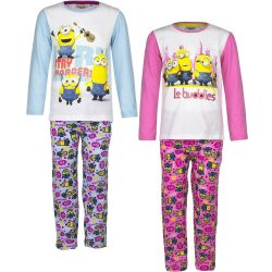 Minions hosszú pizsama
