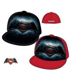 Superman vs Batman gyerek baseball sapka