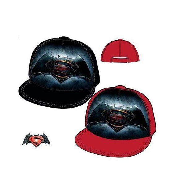 Superman vs Batman gyerek baseball sapka