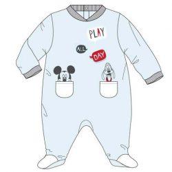 Mickey egér baba rugdalózó