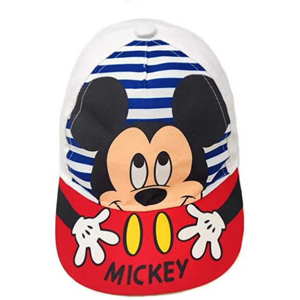 Mickey egér baba baseball sapka