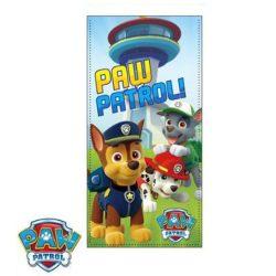 Paw Patrol, Mancs Őrjárat törölköző, fürdőlepedő 70*140cm
