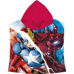 Avengers, Bosszúállók törölköző poncsó 60*120cm