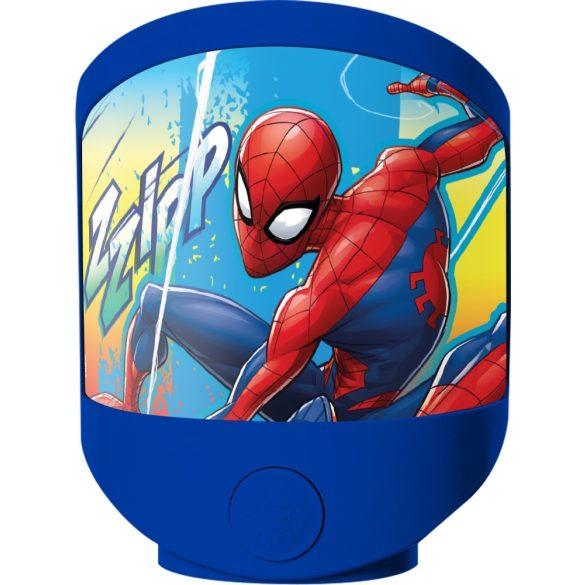 Éjjeli lámpa, éjszakai fény Spiderman, Pókember