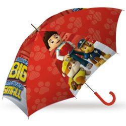 Gyerek félautomata esernyő Paw Patrol, Mancs Őrjárat 84 cm