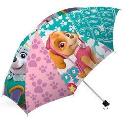 Gyerek összecsukható esernyő Paw Patrol, Mancs Őrjárat 95cm