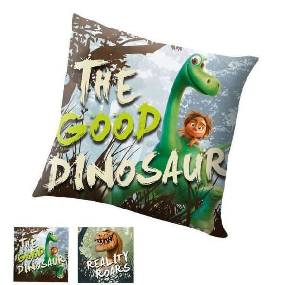 Disney The Good Dinosaur Dínó Tesó párna, díszpárna 40*40 cm
