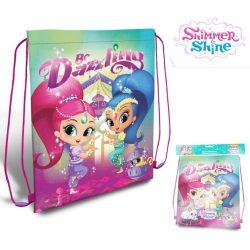 Sporttáska tornazsák Shimmer és Shine 40 cm