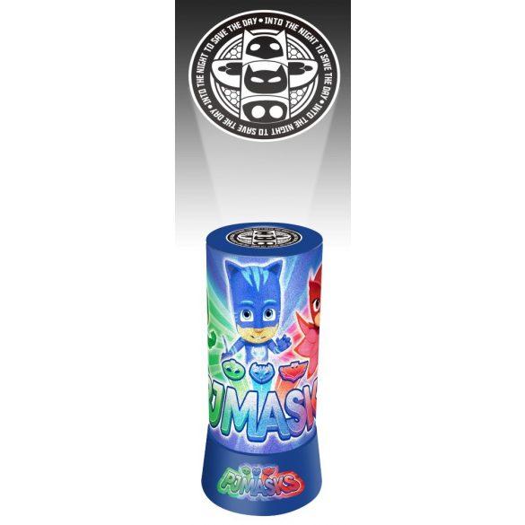 2 az 1-ben kivetítő, lámpa, éjszakai fény PJ Masks, Pizsihősök