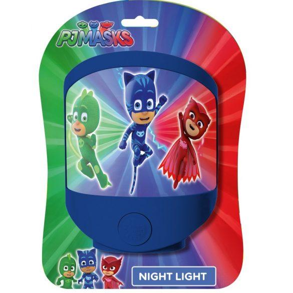 Éjjeli lámpa, éjszakai fény PJ Masks, Pizsihősök