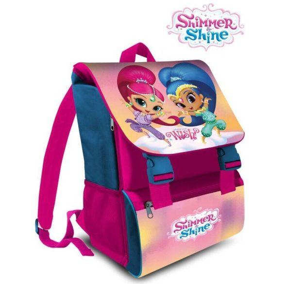 Iskolatáska, táska Shimmer és Shine 41cm