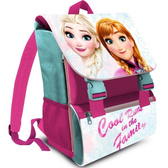 Iskolatáska, táska Disney Frozen Jégvarázs 41cm