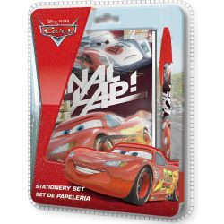 Napló + toll Disney Cars, Verdák