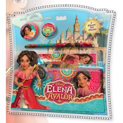 Fém tolltartó szett (5 db-os) Disney Elena of Avalor