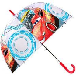 Gyerek átlátszó esernyő Disney Cars, Verdák 70 cm