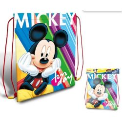Sporttáska tornazsák Disney Mickey 40 cm