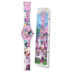Analóg karóra dobozban Disney Minnie
