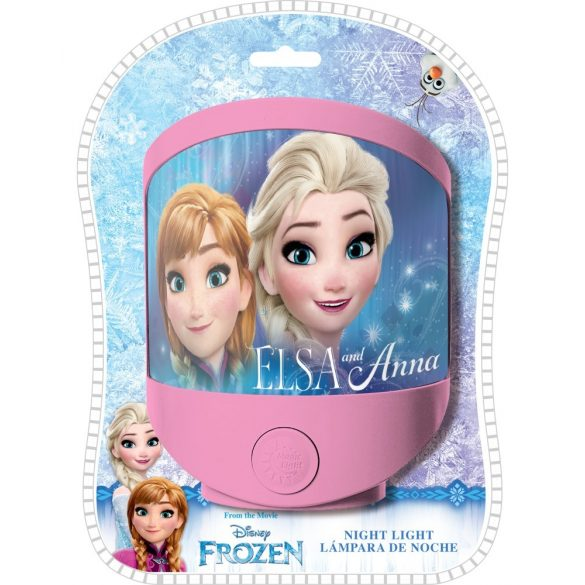 Éjjeli lámpa, éjszakai fény Disney Frozen, Jégvarázs