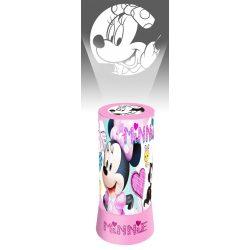 2 az 1-ben kivetítő, lámpa, éjszakai fény Disney Minnie