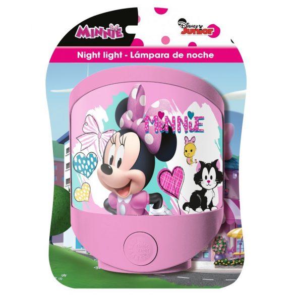 Éjjeli lámpa, éjszakai fény Disney Minnie