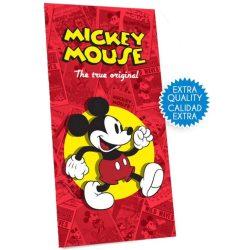 Disney Mickey fürdőlepedő, strand törölköző 75*150cm