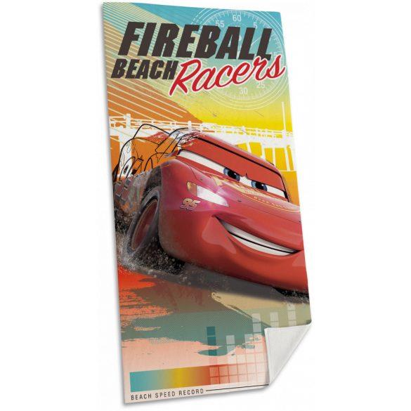 Disney Cars, Verdák fürdőlepedő, strand törölköző 70*140cm