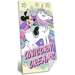 Disney Minnie Unicorn fürdőlepedő, strand törölköző 70*140cm