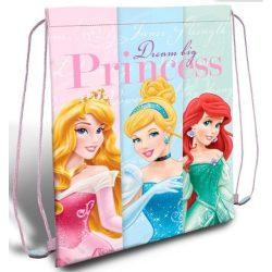 Sporttáska tornazsák Disney Princess, Hercegnők 40 cm