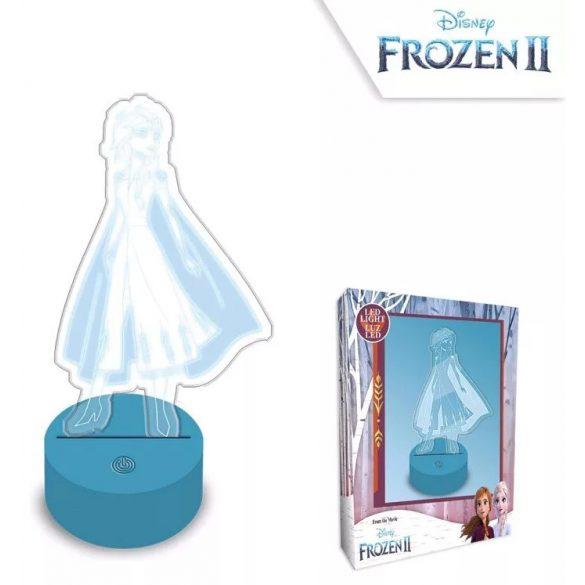 Disney Jégvarázs 2D LED Lámpa