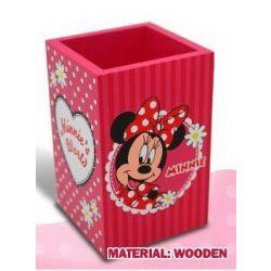 Fa ceruzatartó Disney Minnie