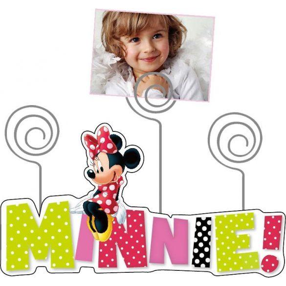 Fa képtartó Disney Minnie