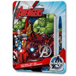Napló + toll Avengers, Bosszúállók