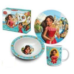 Disney Elena of Avalor étkészlet porcelán