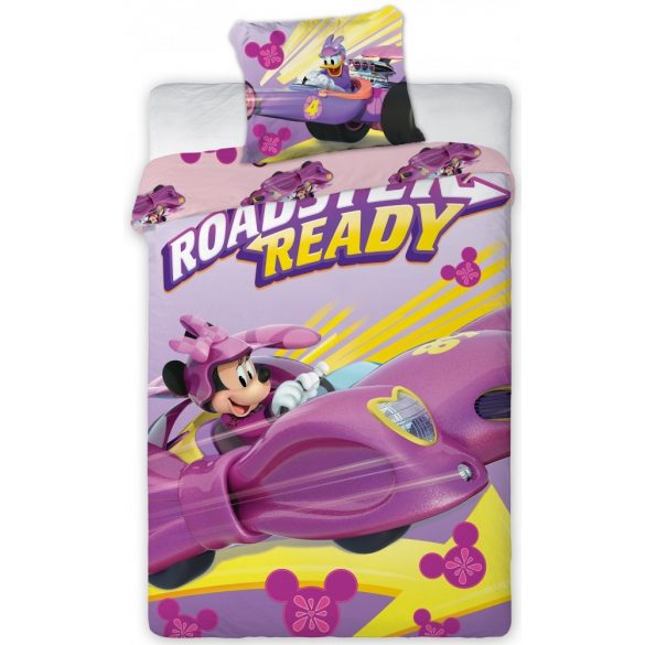 Ágyneműhuzat Disney Minnie 160×200cm, 70×80 cm