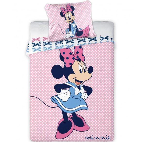 Disney Minnie Gyerek ágyneműhuzat 100x135cm, 40×60cm