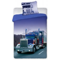 Kamion ágyneműhuzat 140×200cm, 70×90 cm