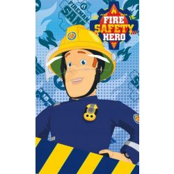 Sam a tűzoltó kéztörlő arctörlő, törölköző 30*50 cm