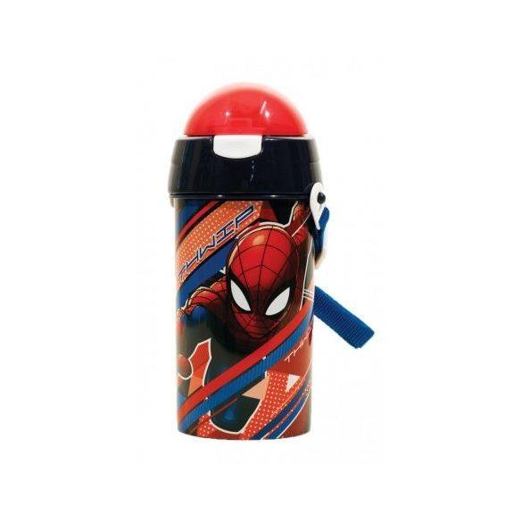 Pókember Kulacs, sportpalack 500 ml