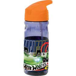 Hot Wheels műanyag kulacs 550 ml