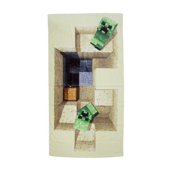 Minecraft törölköző 70 x 140 cm