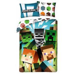 Minecraft ágyneműhuzat 140×200cm, 70×90 cm