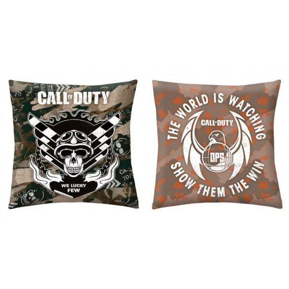 Call of Duty párna, díszpárna 40*40 cm